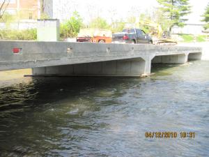 Low Water Bridge -  Wasena Park Roanoke, Va.