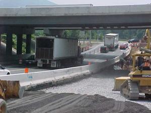 Covington, Va. - Mallow, underpass I-64